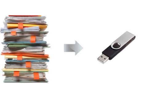 Escaneig de documents i fotos