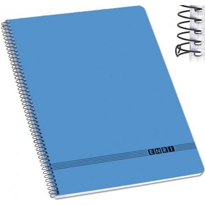 llibreta esprial blanca A5